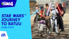 The Sims 4 STAR WARS Reisen til Batuu Game Pack