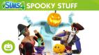 The Sims 4 Skrekkstæsj (Spooky Stuff Pack)