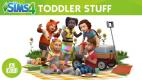 The Sims 4 Småbarnsstæsj (Toddler Stuff)