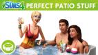 The Sims 4 Vidunderlig veranda Stuff (Perfect Patio Stuff)
