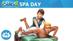 The Sims 4 En dag på Spa (Spa Day)