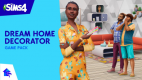 The Sims 4 Drømmeoppussing (Dream Home Decorator)