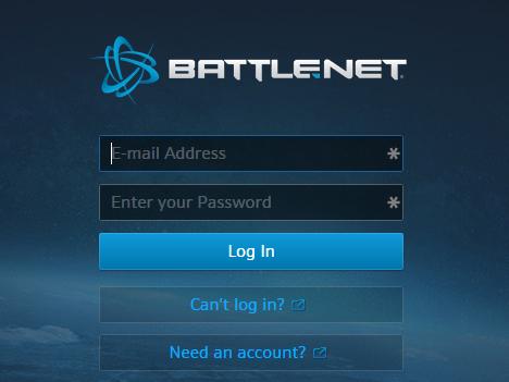 Hur löser jag in mitt spel på Blizzard Battle.Net?